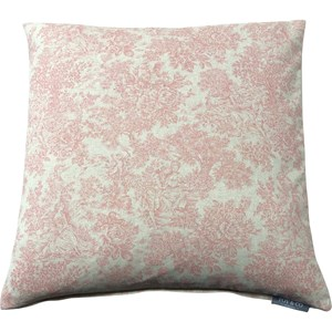 Vintage Red Toile Cushion